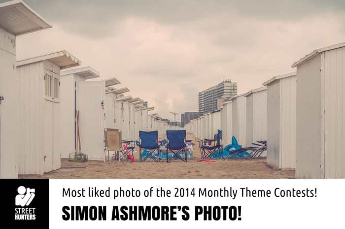 Most favourite photo for 2014 by Simon Ashmore