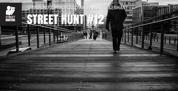 Street Hunt No 12 - Street Photography in Hamburg, Germany
