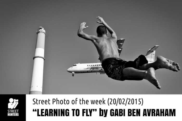 Learning to fly by Gabi Ben avraham promo