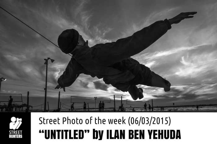 Street photo of the week by Ilan Ben Yehuda promo