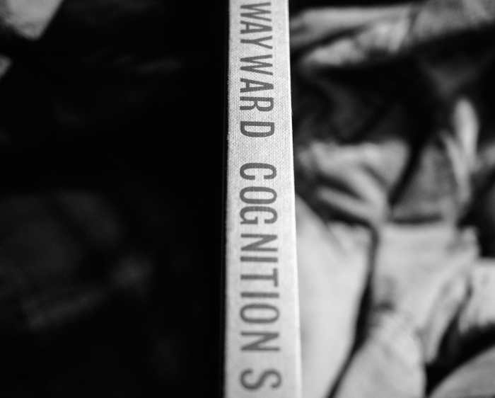 Wayward Cognitions spine