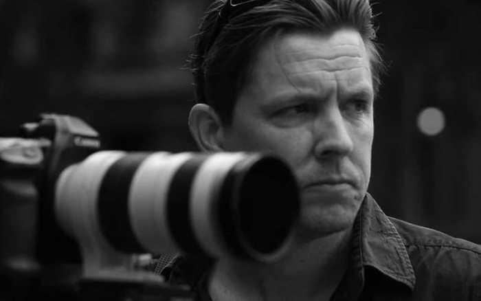 Street Photographer Trent Parke