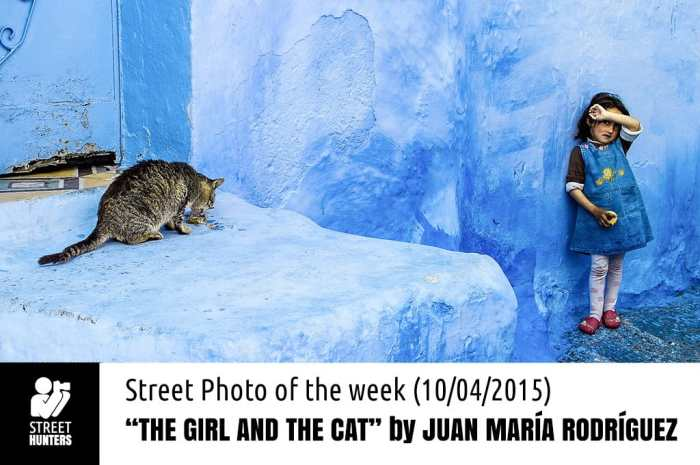 Street Photo of the week by Juan María Rodríguez