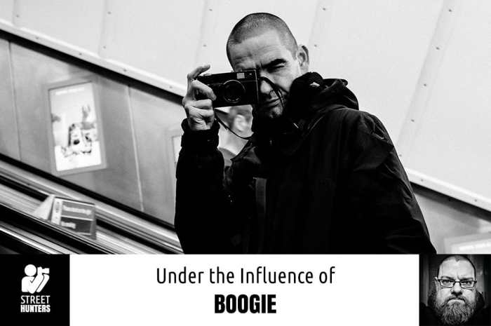 Under the influence of Boogie