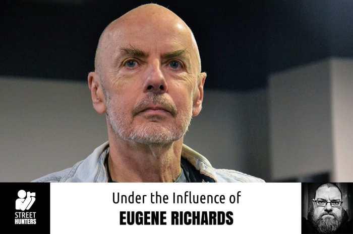 Under the Influence of Eugene Richards