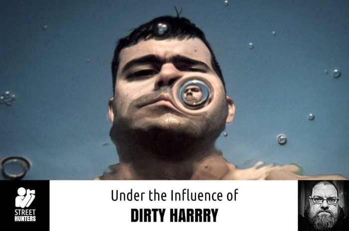 Under the Influence of Dirty Harrry