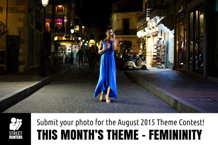 August Theme Contest - Femininity