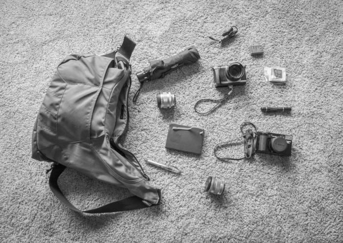 Chris Malmberg's Camera Bag