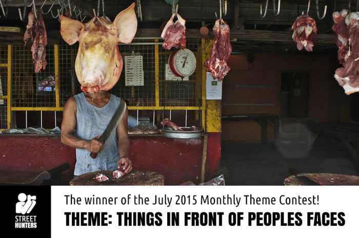 Winner of the July 2015 contest