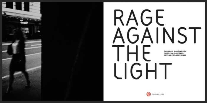 Rage Against The Light pages 02-03