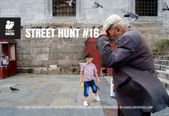 Street Hunt No16 - Street Photography in Istanbul, Turkey