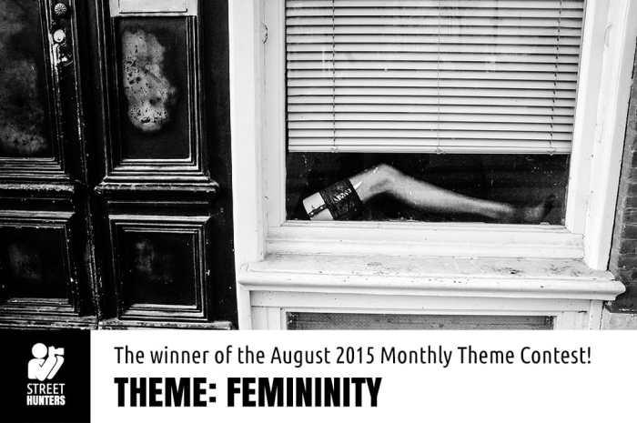 August 2015 Theme Winner