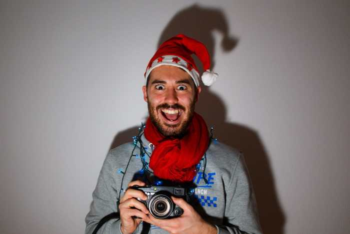 Street Photographer Dream Christmas Wishlist Cover