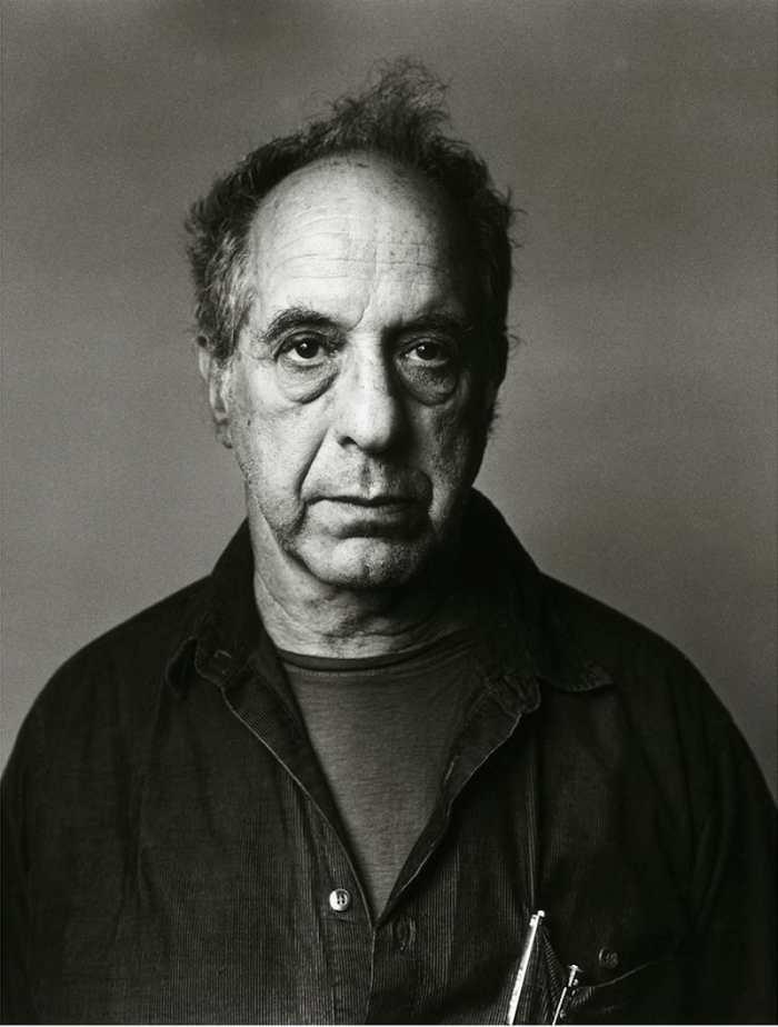 Robert Frank portrait