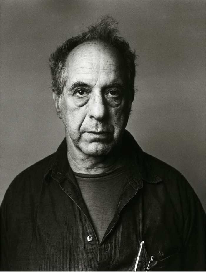 Robert Frank portrait