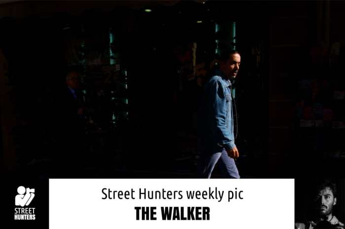 Weekly Pic - The Walker by Digby Fullam