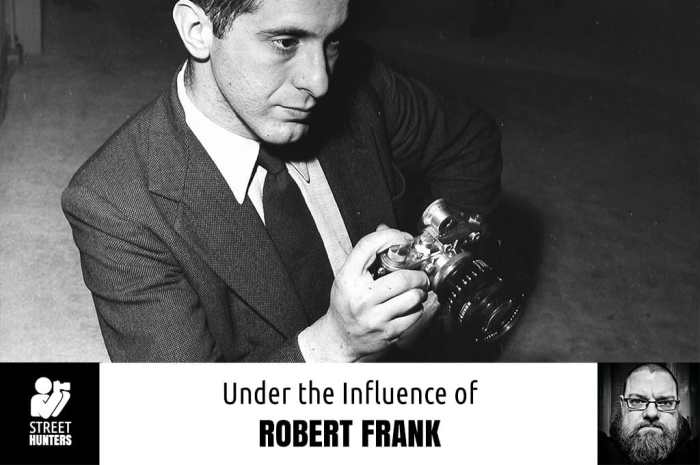 Under the Influence of Robert Frank