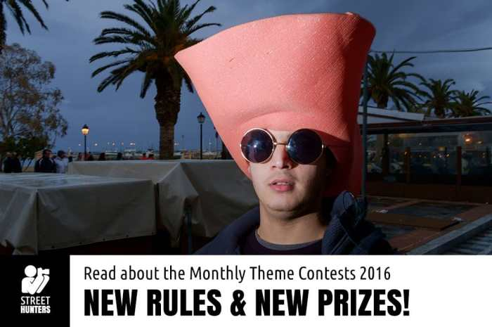 Announcing the NEW Monthly Theme Contest Rules & Prizes!