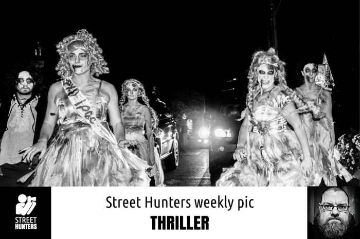 Street Hunters Weekly Pic -