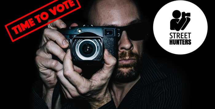 Vote for the most influential street photographers of 2016