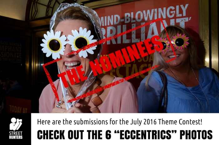 Eccentrics nominees