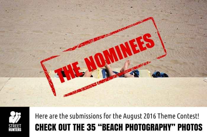 Beach Photo nominees