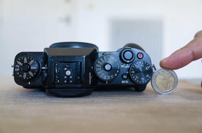 Fujifilm X-T1 Value