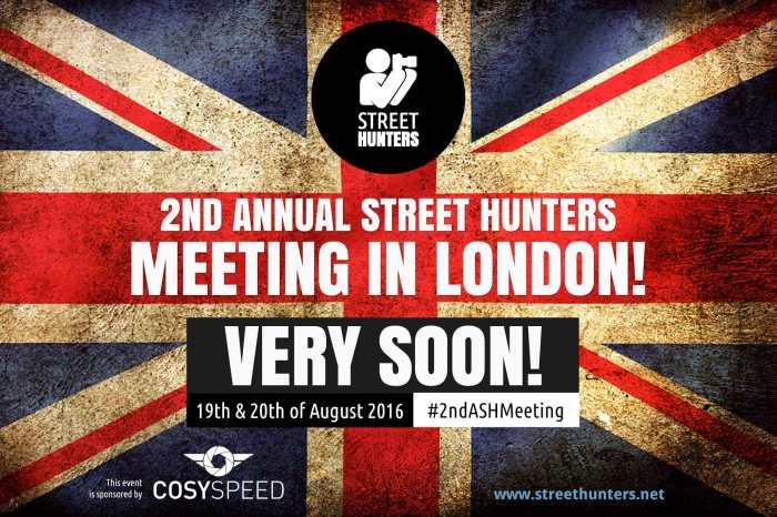 2nd Annual SH Meeting very soon! - 2ndASHMeeting