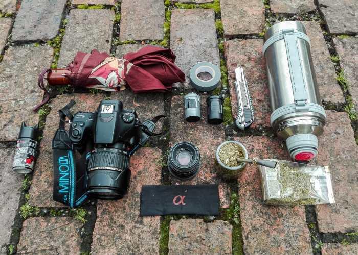 Lukasz Lisek's Camera Bag
