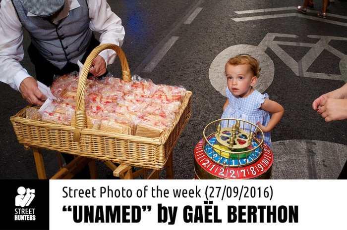 Street Photo of the week by Gael Berthon