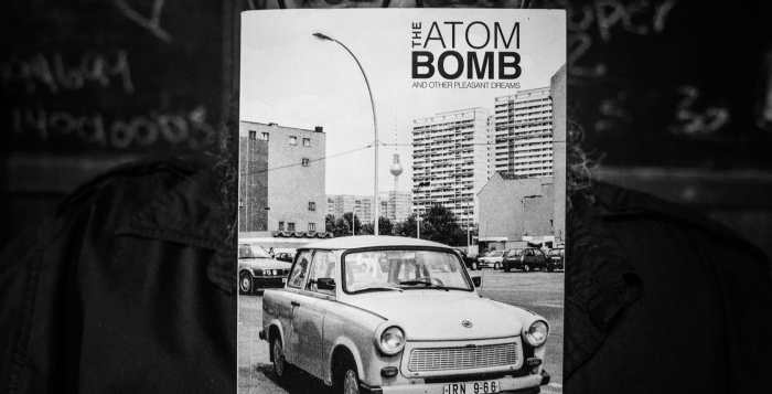 The Atom Bomb by Miki Vuckovich cover