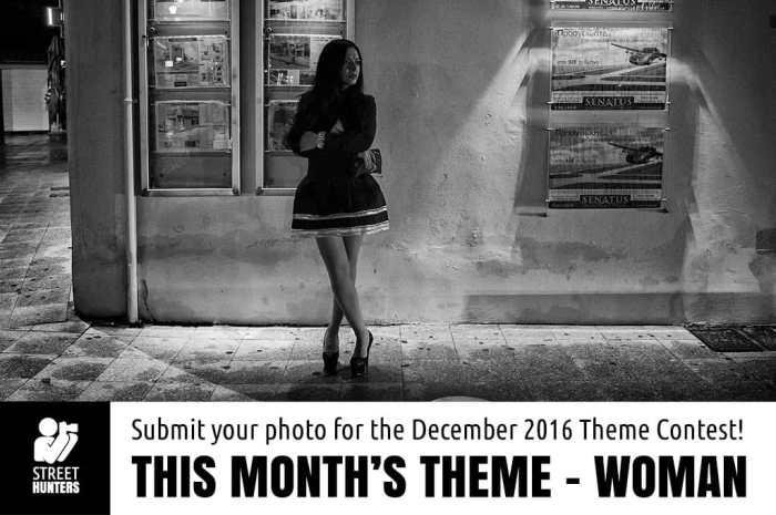 Monthly Theme Contest - Woman