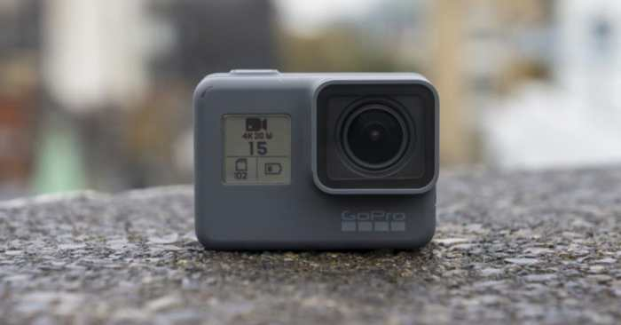 The GoPro Hero5 Black is one of the Best Street Photography Vlogging Action Cameras