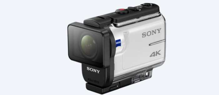 The Sony FDRX3000 features in the list of the Best Street Photography Vlogging Action Cameras