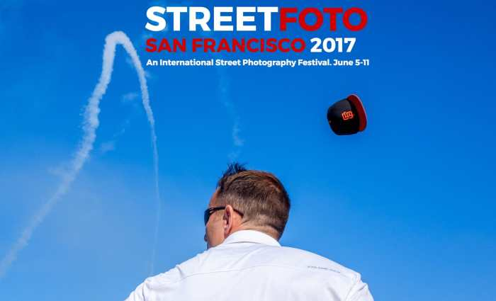 Streetfoto San Francisco 2017 Cover