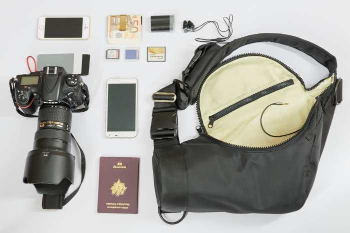 JF. Monom's Camera bag - Bag No. 138