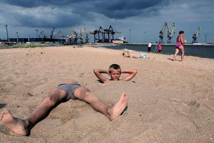 Ksenia Tsykunova throwback