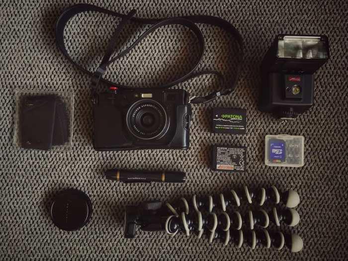 David Fidalgo's Camera Bag - Bag No. 144