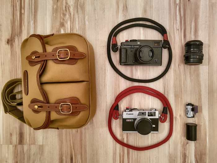 Thomas Hammoudi's Camera Bag - Bag No. 145