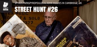 Street Hunt video 26 - Cambridge, UK