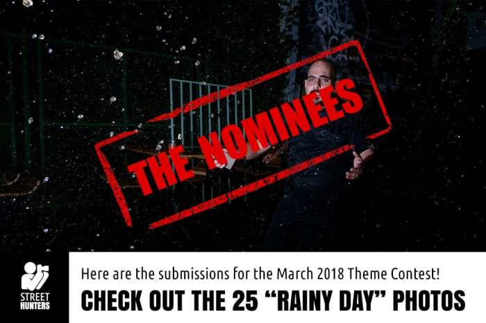 March 2018 monthly theme contest