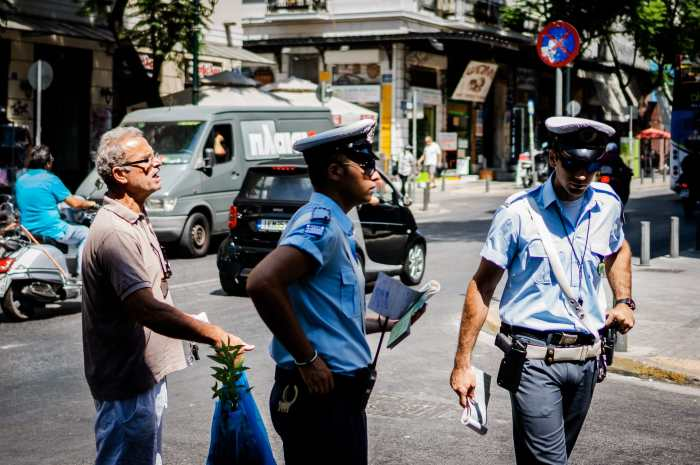 The Law (Police) - Monthly Street Photography Theme Contest