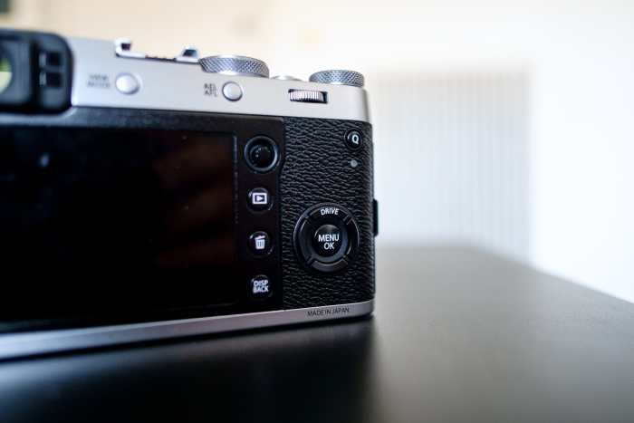 Fujifilm X100F for Street Photography handling 1