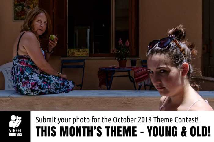 Young and Old contest