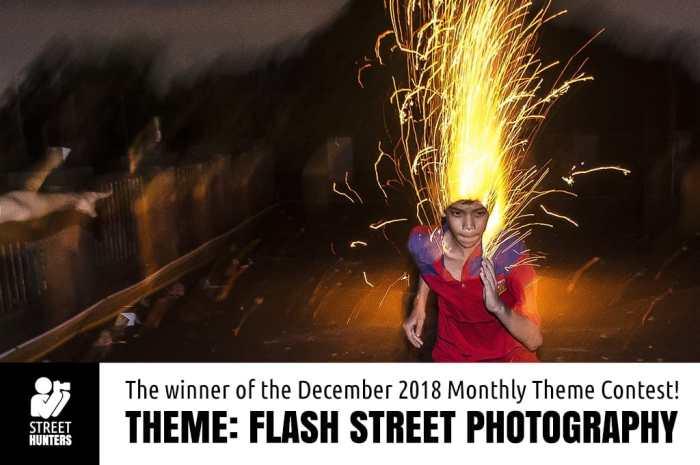 Winner of the December 2018 theme contest