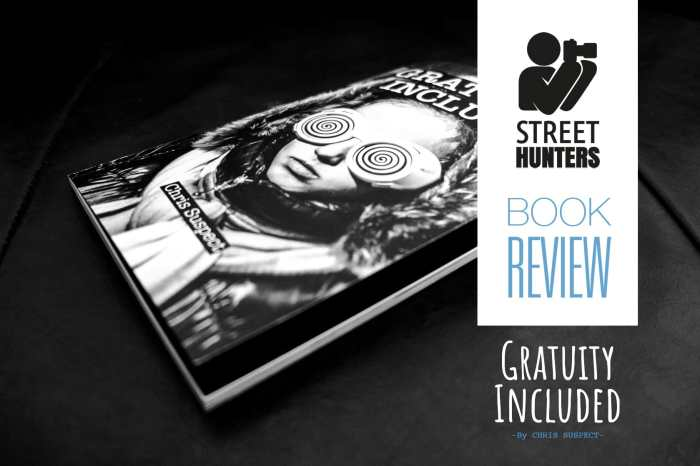 Book review of Gratuity Included by Chris Suspect