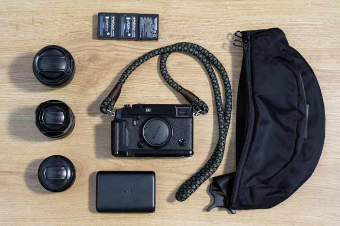 Inside Patryk Stanisz's bag - Bag No. 188