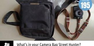 Inside Jens F Kruse's Camera Bag - Bag No.195