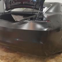 Chevy Camaro SS 1LE Vinyl Wrap Long Island Street Image Motorsports