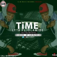 Instrumental: Lyta Ft Olamide - TiMe